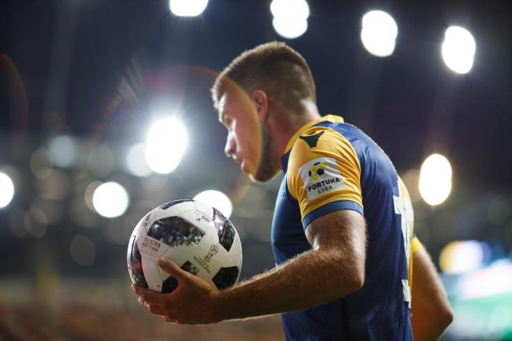 Fortuna Liga: Négy DAC-játékos a 7. forduló tíz legjobbja között