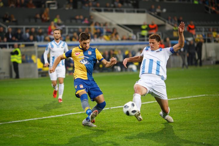 Fortuna Liga, 14. forduló: Kapott gól nélkül győzött a DAC, nem tud hibázni a Slovan