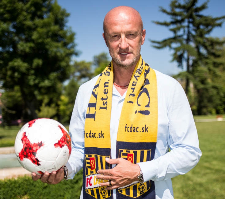 FC DAC 1904 - Marco Rossi: Minden mérkőzés egyformán fontos