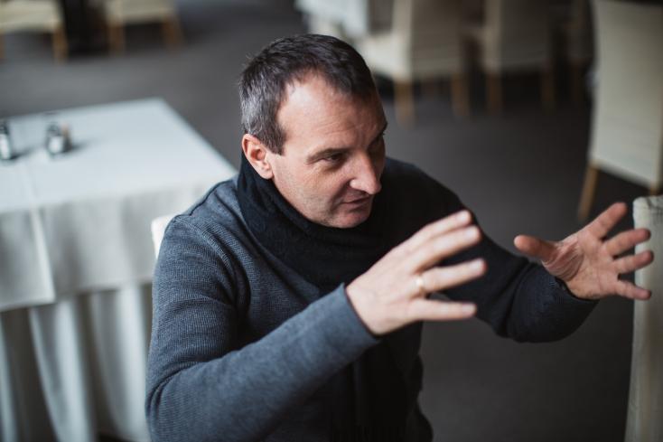 """László Csaba: """"Meg kell tanulni, hogy nem lehet hibázni!"""""""