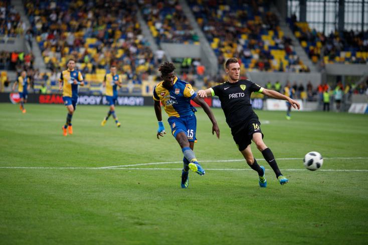 Fortuna Liga, 17. forduló: Izzasztó összecsapás vár a DAC-ra, a második hely a tét