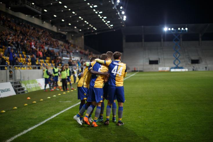 Fortuna Liga, 11. forduló: Lőtávolságon belül a DAC a Slovan mögött