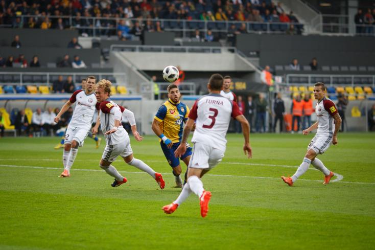 Fortuna Liga, 12. forduló: Kiszenvedett győzelmével biztonságos távolságban üldözőitől a DAC