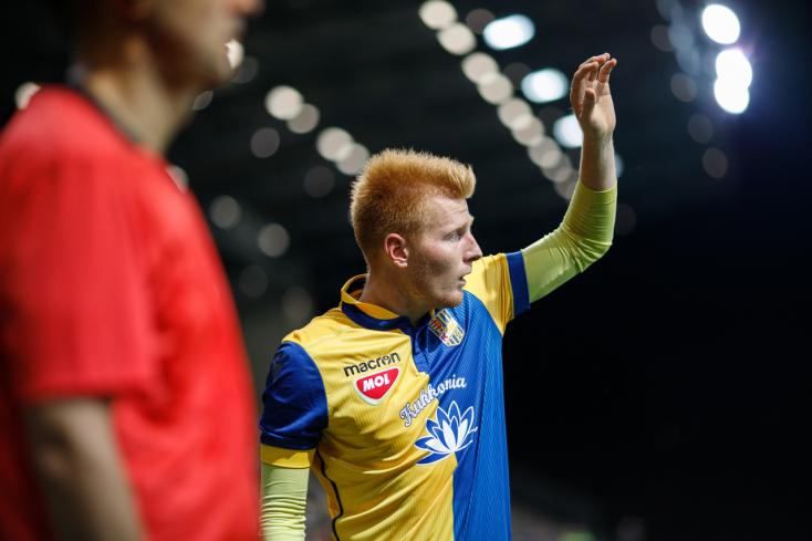 FC DAC: Török bajnokcsapat figyeli Kalmár Zsoltot
