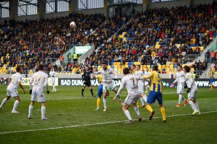 Fortuna Liga, 11. forduló: Mennyire hiányzik majd Pačinda a ViOn ellen?