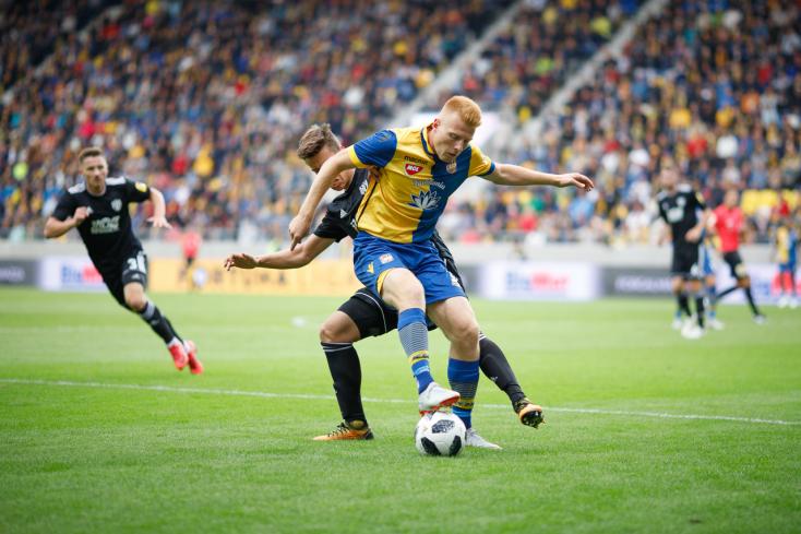 Fejenként egymilliót ér a Fortuna Liga két legdrágább labdarúgója, három DAC-játékos a top 10-ben