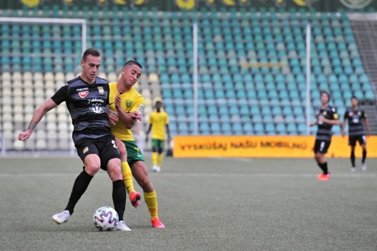 Fortuna Liga, 9. forduló: Már nem hibátlan a DAC, lőtávolságon belül a Slovan