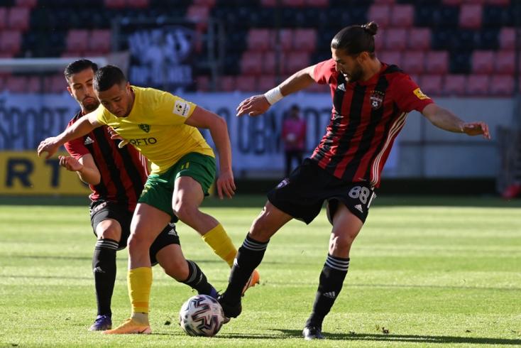 Fortuna Liga, rájátszás, 9. forduló: Nem tudott nyerni a Žilina Nagyszombatban, eldőlt a harmadik hely sorsa