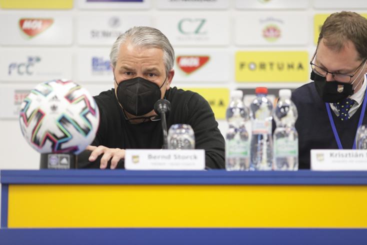 """DAC-Trenčín - Storck: """"Jó meccsel szerettünk volna kedveskedni a tulajdonosnak"""""""