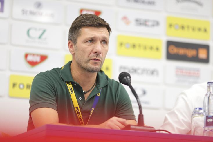 """DAC-Partizan - Németh: """"Büszke vagyok a fiúkra"""""""
