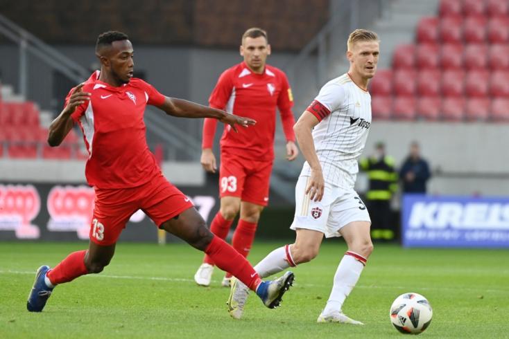 Fortuna-péntek, 8. forduló: Hozta a kötelezőt a Spartak, ezzel ideiglenesen az élre állt
