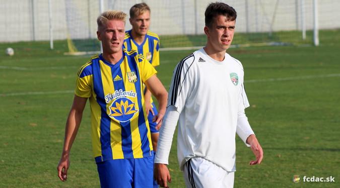 Az U18-as válogatottba került a DAC korosztályos játékosa