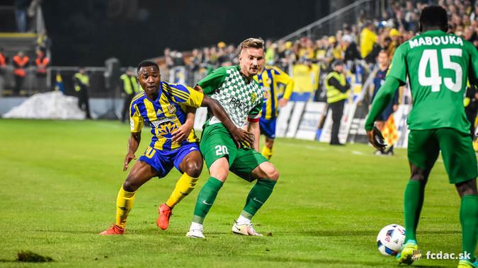 Fortuna Liga, 23. forduló: Kupán vágott csapatok csatája Dunaszerdahelyen