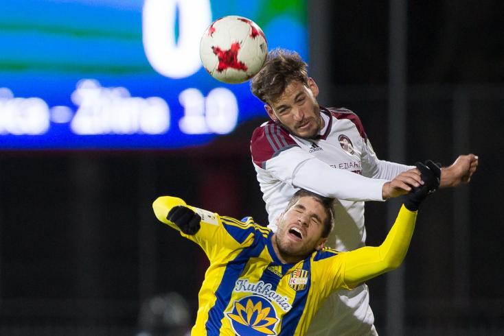 Fortuna Liga: ŽP Šport Podbrezová - FC DAC 1904 0:0 (Online)