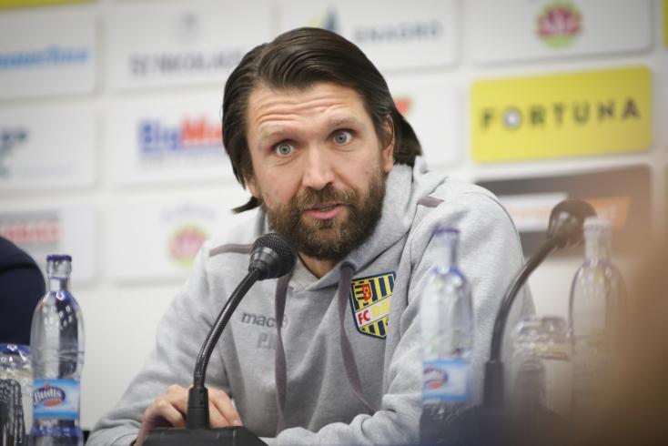 """DAC-Nitra – Hyballa: """"Tudtuk, hogy nehéz mérkőzés lesz"""""""