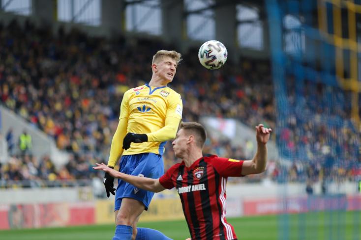 Fortuna Liga, 22. forduló: Tíz ember ellen sem ment a DAC-nak