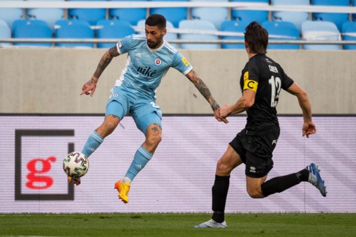 Fortuna Liga, 14. forduló: Visszavette az első helyet a Slovan