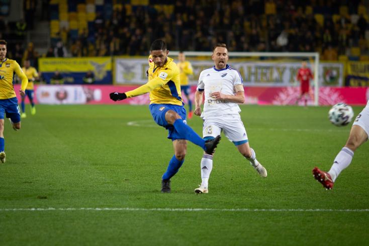 Slovnaft Cup, negyeddöntő: Magabiztos játékkal győzött a DAC, büntetőkkel ment tovább a Slovan