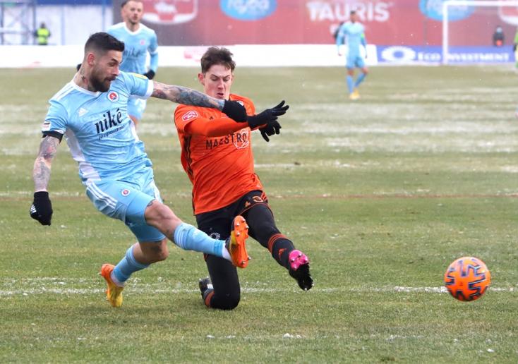 Fortuna-szombat, 19. forduló: Nem tudott nyerni a Slovan, komoly lehetőség előtt a DAC