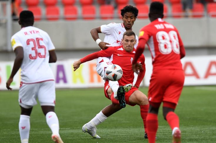 Fortuna-szombat, 6. forduló: Spóroltak a gólokkal az élvonal csapatai szombaton