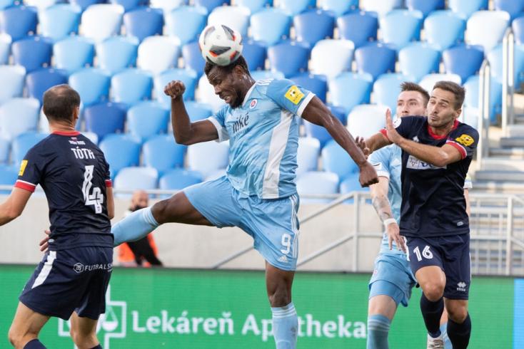 Fortuna Liga, 6. forduló: Ráijesztettek a Slovanra, de aztán megmutatta, ki az úr a háznál