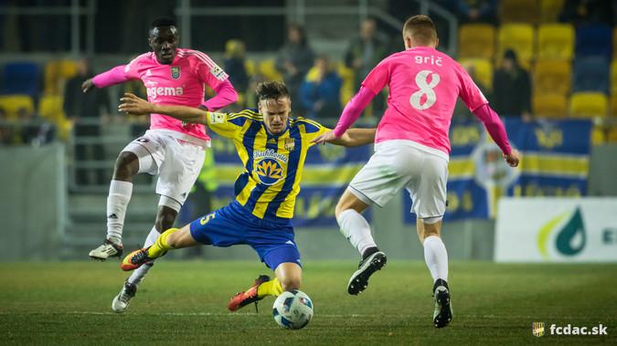 Fortuna Liga, 28. forduló: Vendégként játszik bajnokit Dunaszerdahelyen a DAC