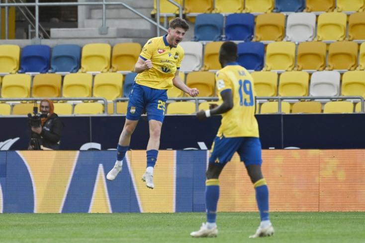 Fortuna Liga, rájátszás, 10. forduló: Két piros lap és hazai győzelem a kerületi derbin, nem Ramirez lett a gólkirály