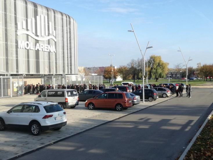 DAC-Slovan: Hatalmas volt az érdeklődés a felszabadult jegyek iránt!