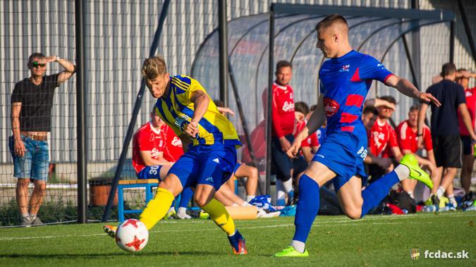 Előkészületi mérkőzésen: FC DAC 1904 - TS Podbeskidzie Bielsko-Biala 3:0