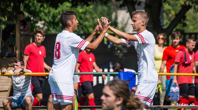 III. MOL Kukkonia Cup, második játéknap: Két 3:0-ás győzelmet aratott a DAC U19