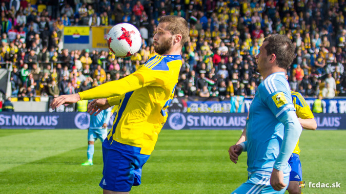 Fortuna Liga, 4. forduló: Az 51. Slovan–DAC örökrangadón a 10. győzelemért küzd a Rossi-legénység