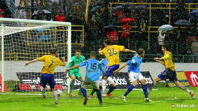 Fortuna Liga, 6. forduló: Veretlenek párbaja a Zobor alatt