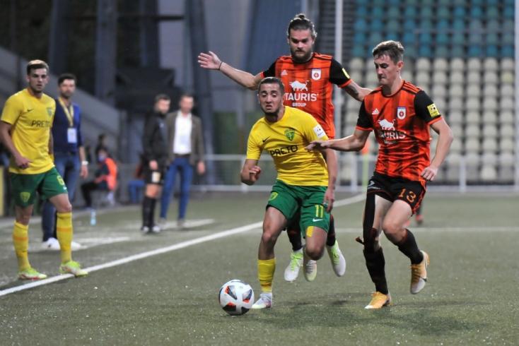 Fortuna-szombat, 9. forduló: Nem lepték meg a Slovant, a Žilina viszont újabb pofont kapott
