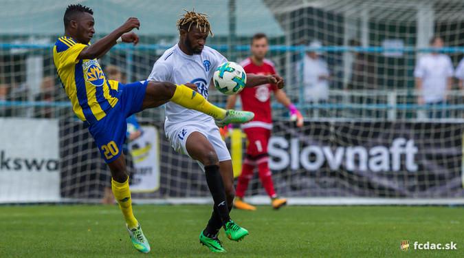 Slovnaft Cup, 4. forduló: A DAC idegenben, a Hodos hazai pályán küzd a továbbjutásért