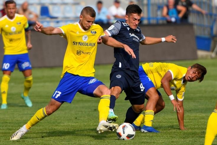 Fortuna Liga, 1. forduló: Óriási pofont kapott a DAC Nagymihályban