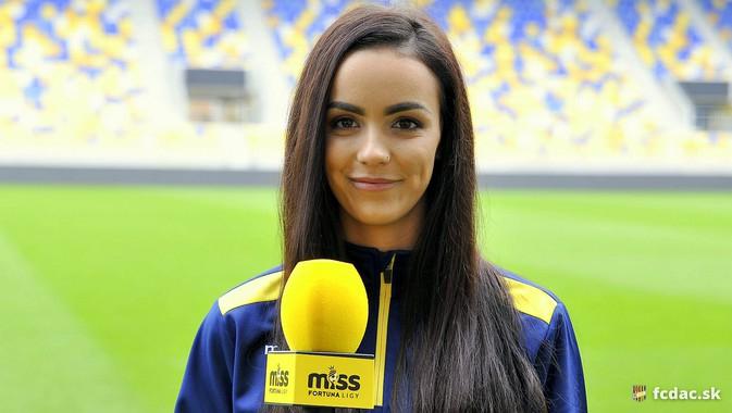 Az első Miss DAC: A DAC számomra nem csak egy focicsapatot jelent!