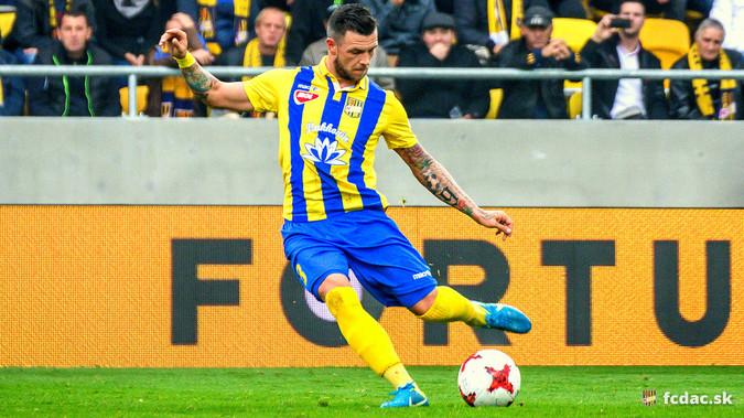 Fortuna Liga: A hónap játékosának járó trófea ismét Dunaszerdahelyre került