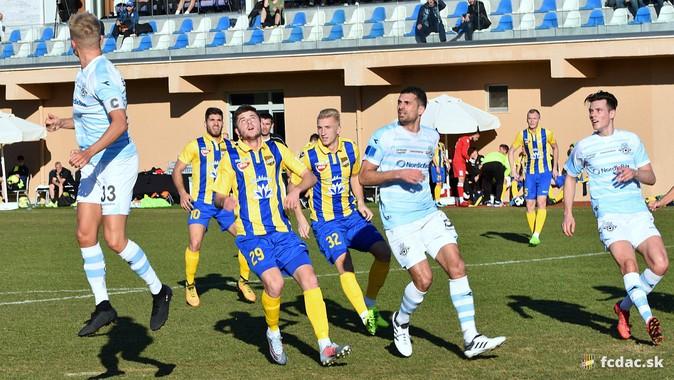 Előkészületi mérkőzésen: FC DAC 1904 - FC Helsingør 1:1 (0:1) - videó