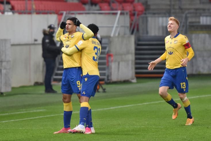 Fortuna-szombat, 15. forduló: Ramirez és Nicolaescu góljával győzött a DAC Nagyszombatban VIDEÓ