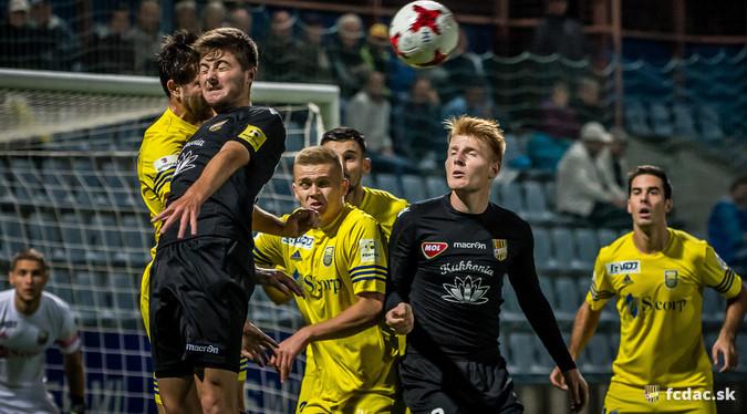 Fortuna Liga, 21. forduló: A gólzsák Pačinda nélkül lép pályára szombaton a DAC