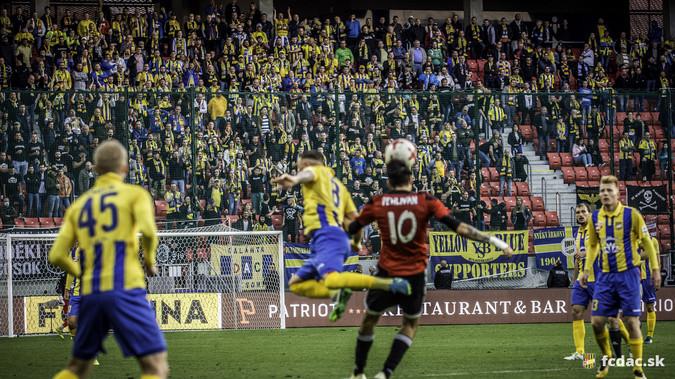 Fortuna Liga, 22. forduló: A kerületi rangadón avatják fel az új DAC-mezt