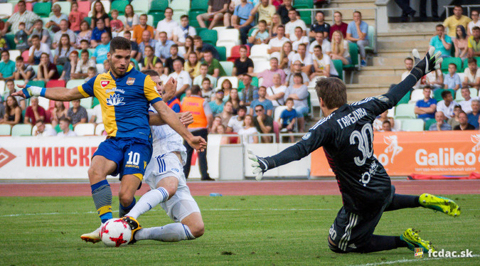 DAC: Vida Kristopher jövőre is folytatná az európai kupaszereplést