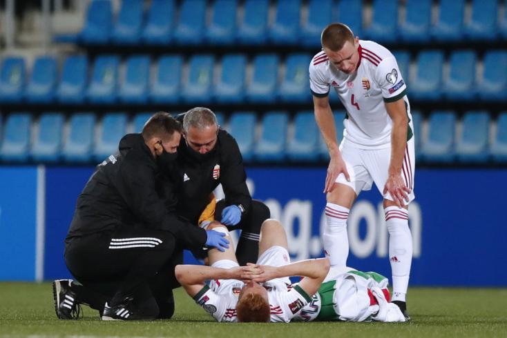 Két sérülés, egy gól és egy piros lap, bánat és öröm az U21-es Eb-n – a DAC-játékosok mérlege a válogatott mérkőzéseken