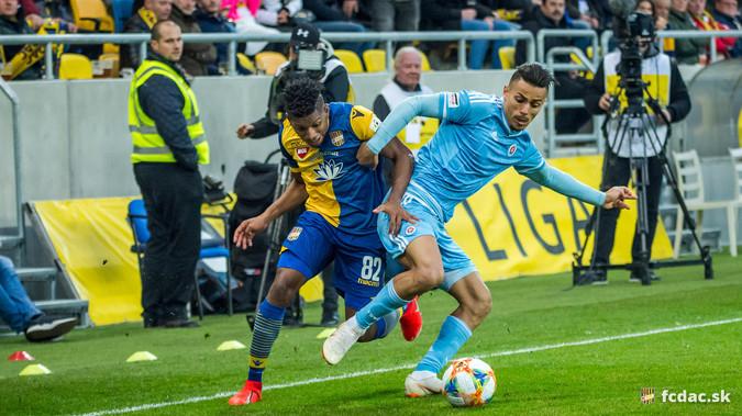 Kiderült, mikor lesz az áprilisi DAC-Slovan összecsapás