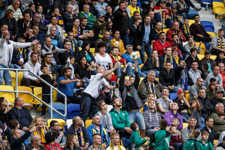 Európa-liga: Szektorbezárással büntette a DAC-ot az UEFA!