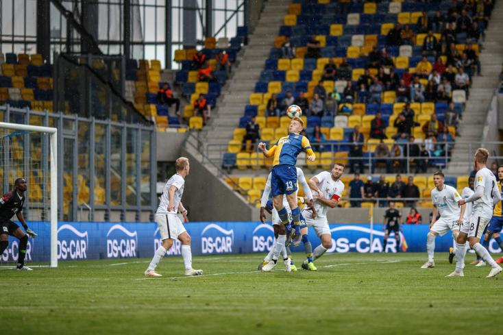 Fortuna Liga, 14. forduló: Van mit visszafizetnie a DAC-nak