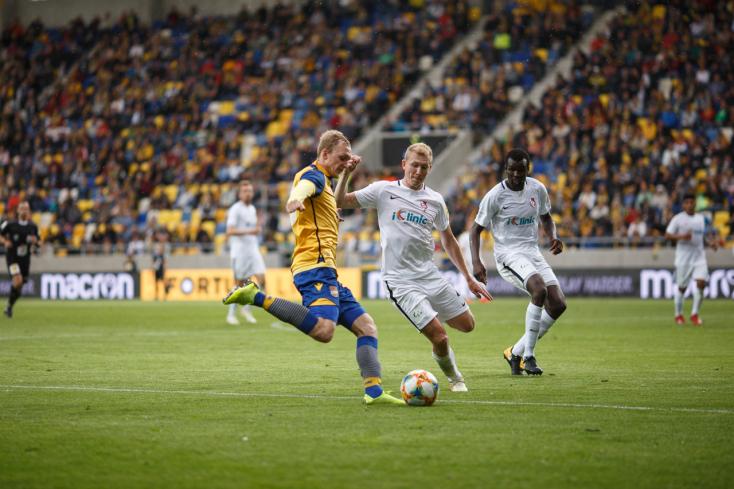 Slovnaft Cup-sorsolás: 5. ligás csapattal találkozhat a DAC a 4. fordulóban