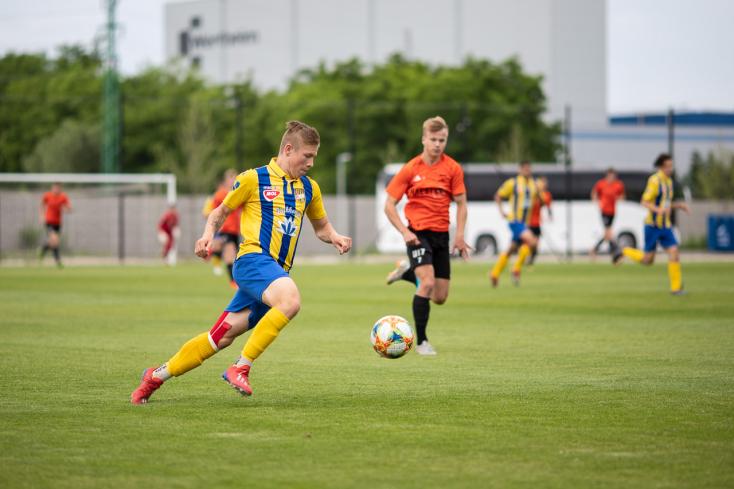 DAC: Az U17 legyőzte a Rózsahegyet, az U15 bukott a Slovan ellen