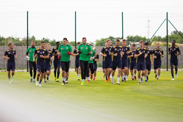 Slovnaft Cup: Kiderült, melyik csapat lesz a DAC ellenfele