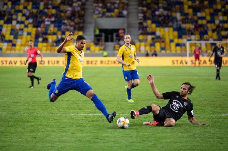 Fortuna Liga, 2. forduló: A DAC vezeti a bajnokságot, három csapat száz százalékos